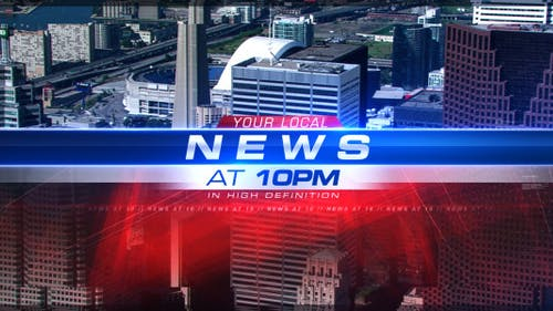 Broadcast News Pack 3