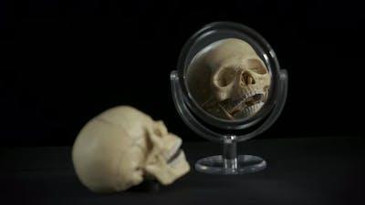 Spooky By Mirror