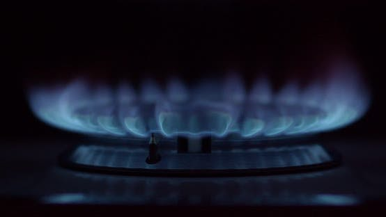 Thumbnail for Ignition Of Gas On The Gas Stove