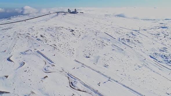 Thumbnail for Movement Near Ski Slope