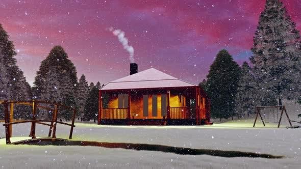 Thumbnail for Winter Snowy Landscape