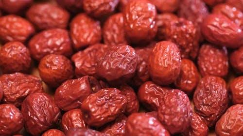 Red dried jujube