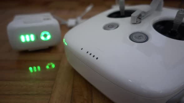 Cover Image for Drone Battery Charge