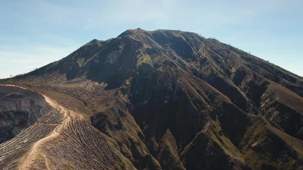 Cover Image for Mountain Landscape Jawa Island, Indonesia