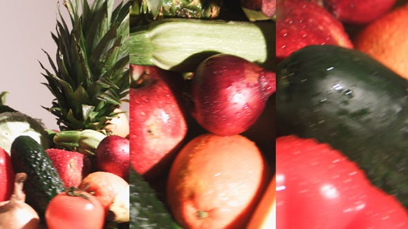 Thumbnail for Fruits & Vegetables (3-Pack)