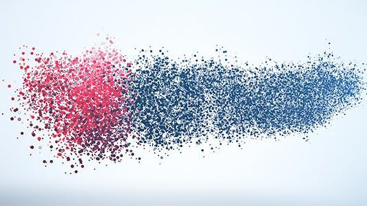 Thumbnail for Revelar Logo de partículas