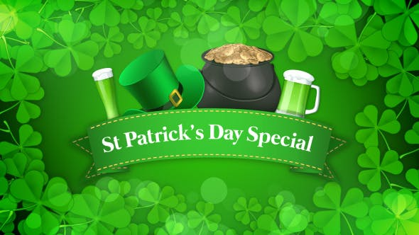 Thumbnail for St Patrick's Day Special Promo