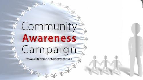 Community Awareness Campaign - Human Chain Intro