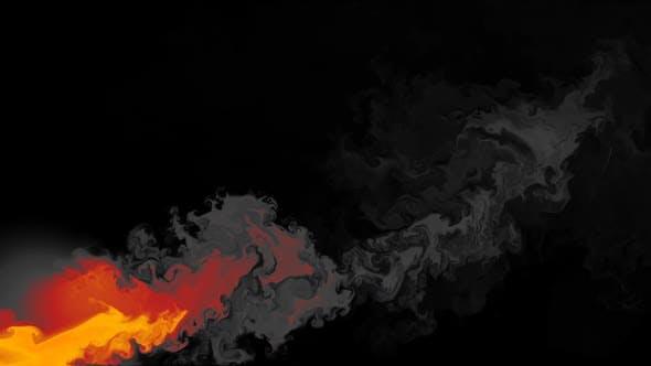 Thumbnail for Fire Turbulence 01