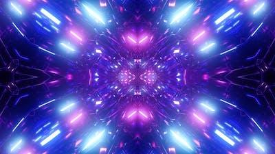 Vj Abstract Light