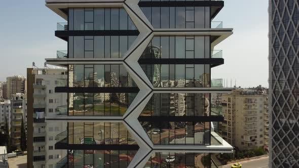 Skyscaper Glazed Building