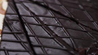 Cheesecake Chocolate Cream Cake