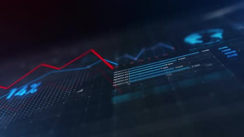 Animation for Illustrating Financial Growth