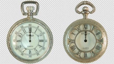 Two Old Fashioned Watches