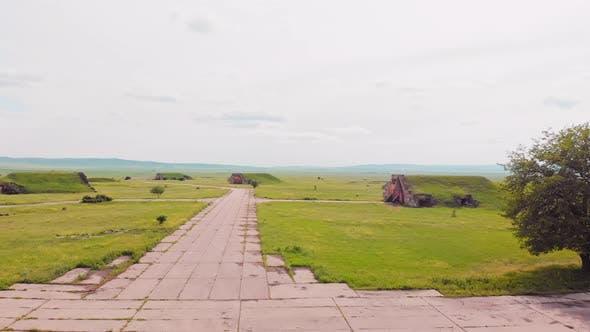 Shiraki Military Base 2 (Zoom In)
