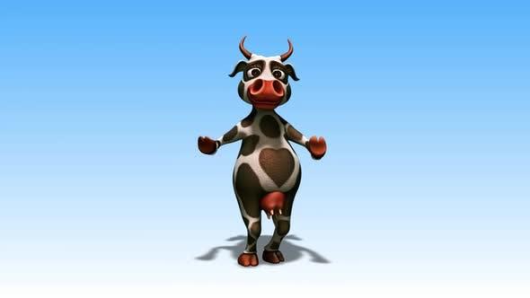 Thumbnail for Happy Cow - Cartoon Dance 8