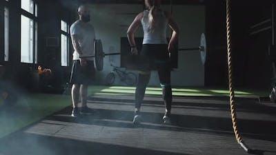 Women's Weightlifting