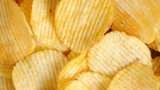 Thumbnail for Flavored Chips From New Potatoes