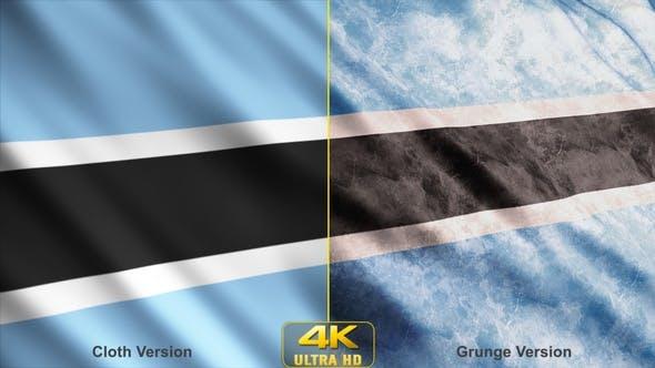 Thumbnail for Botswana Flags