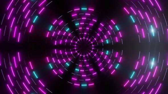 Thumbnail for Purple Disco Light
