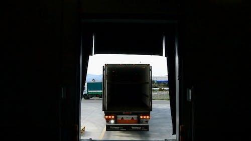 Truck In Reverse