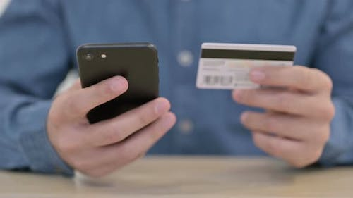 Online Payment on Smartphone