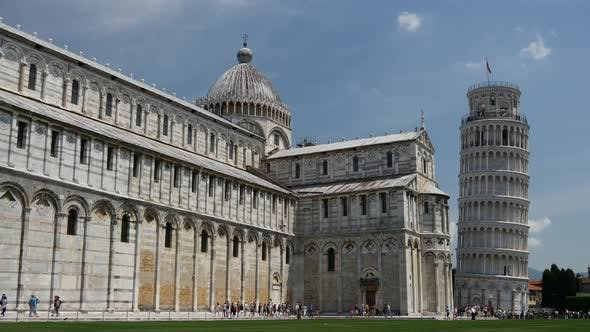 Thumbnail for Time lapse from the Pisa Cathedral