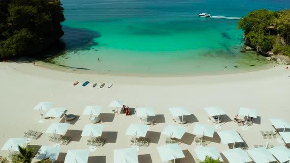 Thumbnail for Tropical Beach and Blue Lagoon.