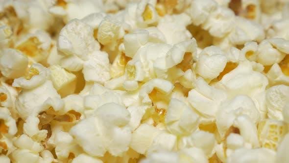 Thumbnail for Pop corn panning 4K 3840X2160 UHD footage - Tasty pop-corn background pan 4K 2160p  video
