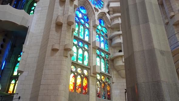 Thumbnail for Sagrada Familia Cathedral Interior