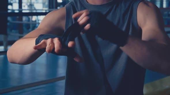 Boxer Wrapping Bandagen