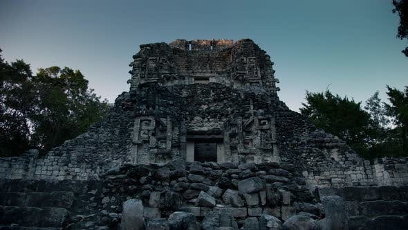 Thumbnail for Fast Loopable Footage of Xpujil, Mexico