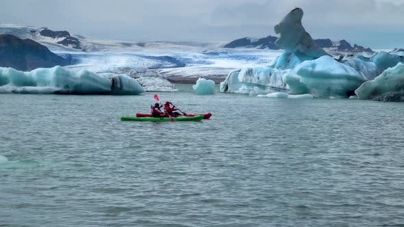 Thumbnail for Adventure Kayaking in Iceland on Exploring Holiday