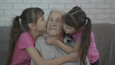 Enjoy Time with Grandparent