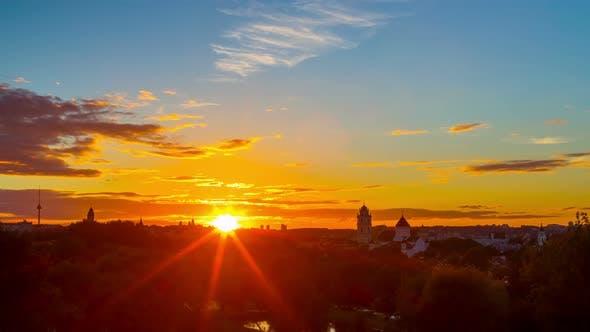 Thumbnail for Vln Sunset Tl