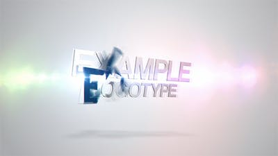 Logo With Flare