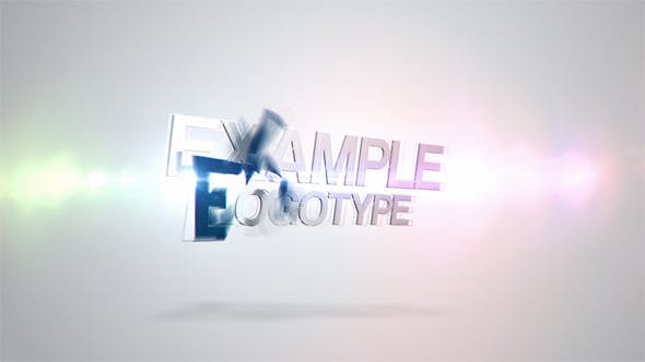 Thumbnail for Logo With Flare