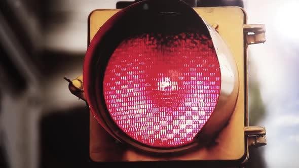 Thumbnail for Red Traffic Light.