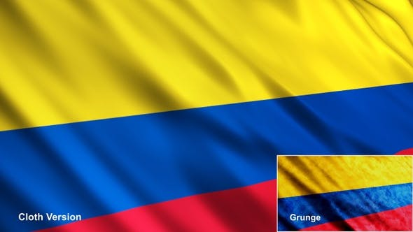 Thumbnail for Colombia Flags
