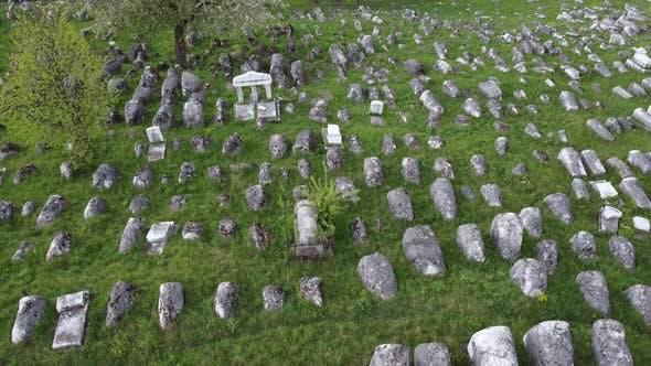 Thumbnail for Old Jewish Cemetery In Sarajevo  V8