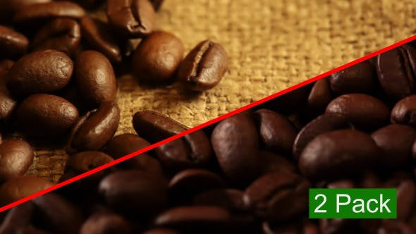 Thumbnail for Burlap Fabric and Coffee Beans (2-Pack)