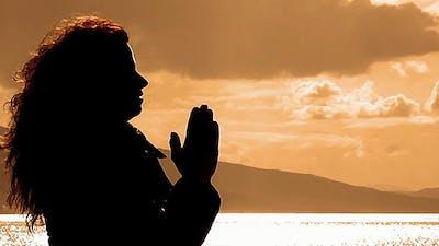 Meditation at Seaside