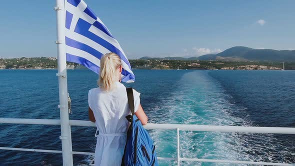 Cover Image for Cruise Ship Vacation in Greece