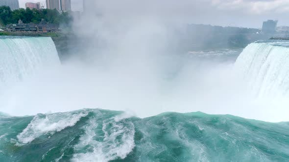 Thumbnail for The Tremendous Volume of Water Never Stops Flowing