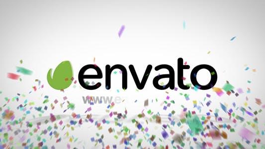Thumbnail for Revelar el Logo confeti
