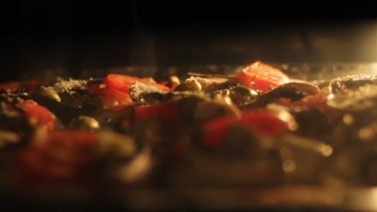Thumbnail for Baking Pizza
