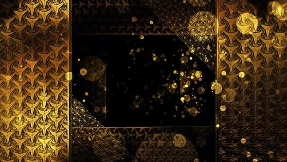 Thumbnail for Pattern Moving For Decoration Style Gatsby Art Deco 01 HD