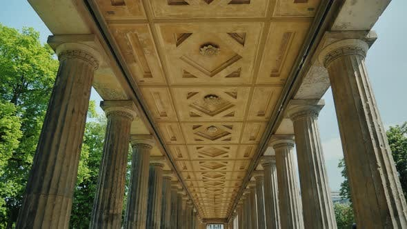 Thumbnail for Colonnade in Alte Nationalgalerieon State Museums in Berlin