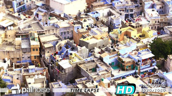 Thumbnail for Roofed Houses India