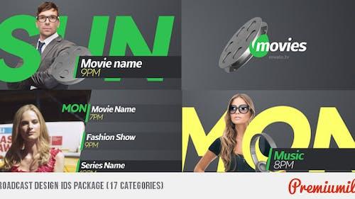 Broadcast Design IDS Package